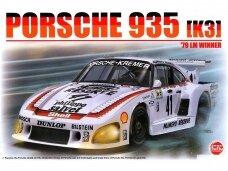 NuNu - Porsche 935 K3 1979 LM Winner, Scale: 1/24. 24006