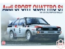 NuNu - Audi S1 '86 Olympus Rally, 1/24, 24023