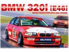 NuNu - BMW 320i E46 DTCC 2001 Winner, Scale: 1/24. 24007