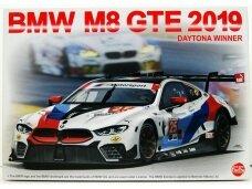 NuNu - BMW M8 GTE 2019 Daytona winner, 1/24, 24010