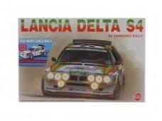 NuNu - Lancia Delta S4 Sanremo Rally 86, 1/24. 24005B