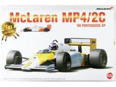 NuNu - McLaren MP4/2C '86 Portuguese GP, 1/20. 20001