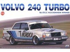 NuNu - Volvo 240 Turbo ETCC Hockenheim Winner 86, Mastelis: 1/24. 24013