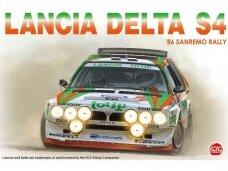 NuNu - Lancia Delta S4 Sanremo Rally 86, Mastelis: 1/24. 24005