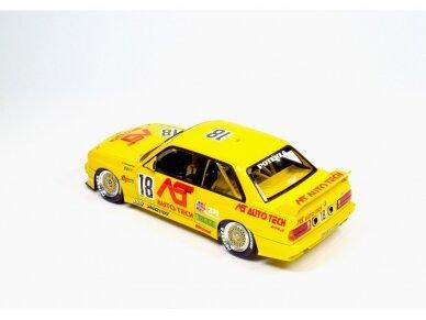 NuNu - BMW M3 E30 Group A 1991 Auto Tech, Mastelis: 1/24. 24014 3