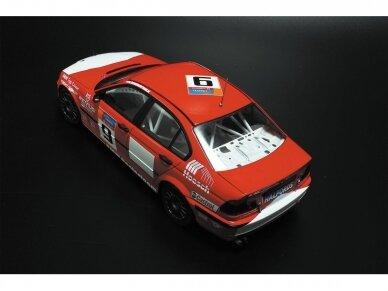 NuNu - BMW 320i E46 DTCC 2001 Winner, Mastelis: 1/24. 24007 2
