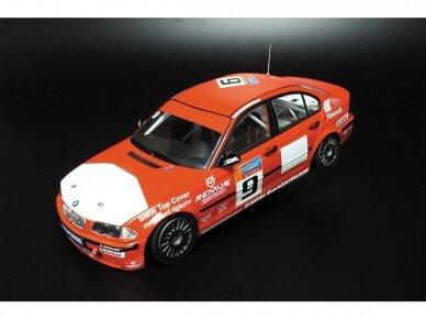 NuNu - BMW 320i E46 DTCC 2001 Winner, Mastelis: 1/24. 24007 3