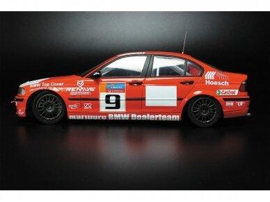 NuNu - BMW 320i E46 DTCC 2001 Winner, Mastelis: 1/24. 24007 4