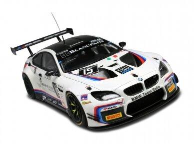 NuNu - BMW M6 GT3 2016 Italia Monza, Scale: 1/24. 24003 2