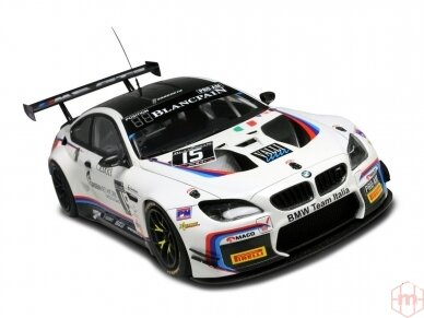 NuNu - BMW M6 GT3 2016 Italia Monza, Mastelis: 1/24. 24003 2