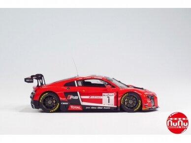 NuNu - Audi R8 LMS GT3 SPA 24 Hours'15, Mastelis: 1/24. 24004 5