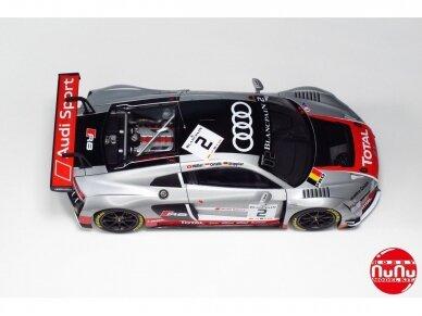 NuNu - Audi R8 LMS GT3 SPA 24 Hours'15, Mastelis: 1/24. 24004 8