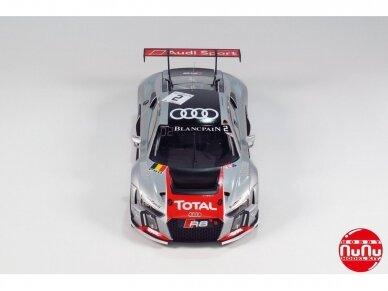 NuNu - Audi R8 LMS GT3 SPA 24 Hours'15, Mastelis: 1/24. 24004 7