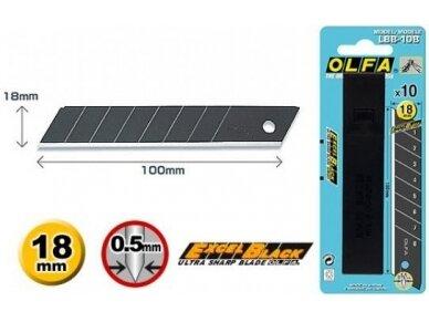 OLFA - geležtės peiliui, LBB-10B