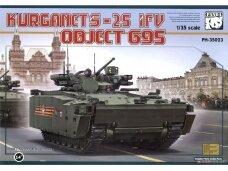 Panda Models - BMP Object 695 Kurganet-25, 1/35, 35023