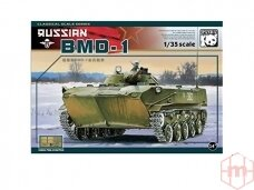 Panda Models - Russian Bmd-1, Scale: 1/35, 35004