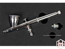 Sparmax - Gravity Feed Double Action Airbrush, MAX-3