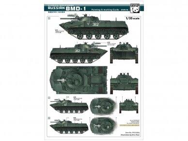 Panda Models - Russian Bmd-1, 1/35, 35004 4