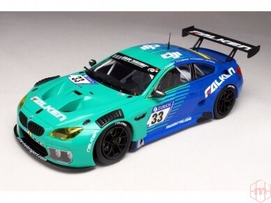 NuNu - BMW M6 GT3 Falken Motorsports #33, Mastelis: 1/24. 24002 2