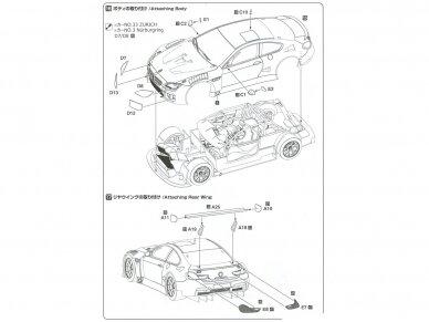 NuNu - BMW M6 GT3 Falken Motorsports #33, Mastelis: 1/24. 24002 16