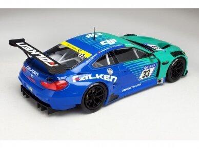 NuNu - BMW M6 GT3 Falken Motorsports #33, Mastelis: 1/24. 24002 3