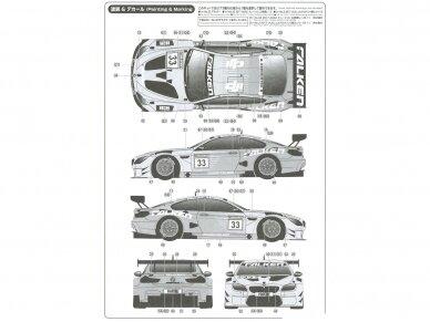 NuNu - BMW M6 GT3 Falken Motorsports #33, Mastelis: 1/24. 24002 9