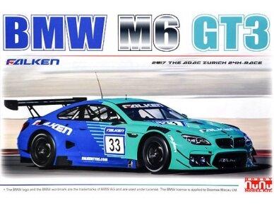 NuNu - BMW M6 GT3 Falken Motorsports #33, Mastelis: 1/24. 24002