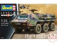 Revell - TPz 1 Fuchs A4, Scale: 1/35, 03256