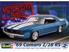 Revell - 1969 Camaro Z/28 RS, Scale: 1/25, 17457