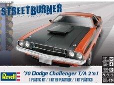 Revell - 1970 Dodge Challenger 2'n1, 1/24, 12596