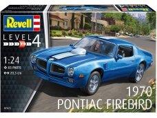 Revell - 1970 Pontiac Firebird, 1/24, 07672