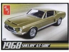 AMT - 1968 Shelby GT-500, 1/25,  00634