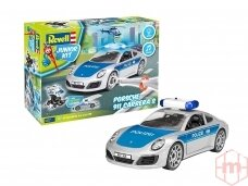"Revell - JUNIOR KIT Porsche  911 ""Police"", Mastelis: 1/20, 00818"