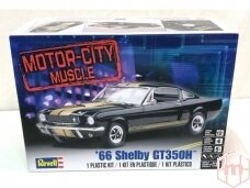 Revell - 1966 Shelby GT350H, Scale: 1/24, 12482