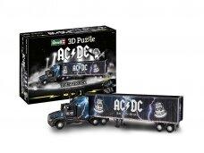 Revell - 3D Dėlionė AC/DC Tour Truck, 00172