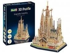 Revell - 3D Dėlionė Sagrada Familia, 00206