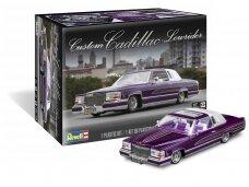 Revell - Custom Cadillac Lowrider, 1/25, 14438