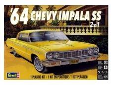 Revell - 1964 Chevy Impala SS, Mastelis: 1/25, 14487