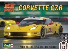 Revell - Corvette C7.R, Scale: 1/25, 14304