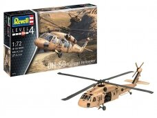 Revell - UH-60, Scale: 1/144, 04976