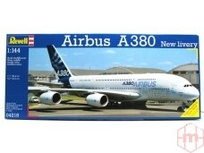 """Revell - Airbus A380 """"New Livery"""", Scale: 1/144, 04218"""