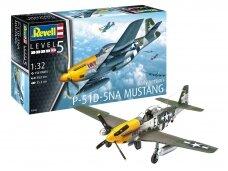 Revell - P-51D Mustang, 1/32, 03944