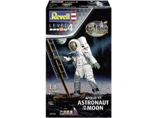Revell - Apollo 11 Astronaut on the Moon dovanų komplektas, Mastelis: 1/8, 03702