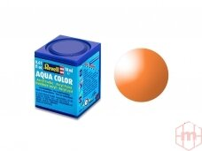 Revell - Aqua Color, Clear Orange, 18ml, 730