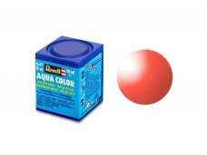 Revell - Aqua Color, Red, Clear, 18ml, 731