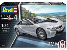 Revell - BMW i8, 1/24, 07670