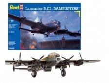Revell - Avro Lancaster DAMBUSTERS, 1/72, 4295