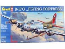 "Revell - B-17G ""Flying Fortress"", 1/72, 04283"