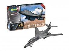 Revell - B-1B Lancer, Mastelis: 1/48, 04963