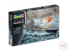 Revell - Bismarck, Scale: 1/350, 05040